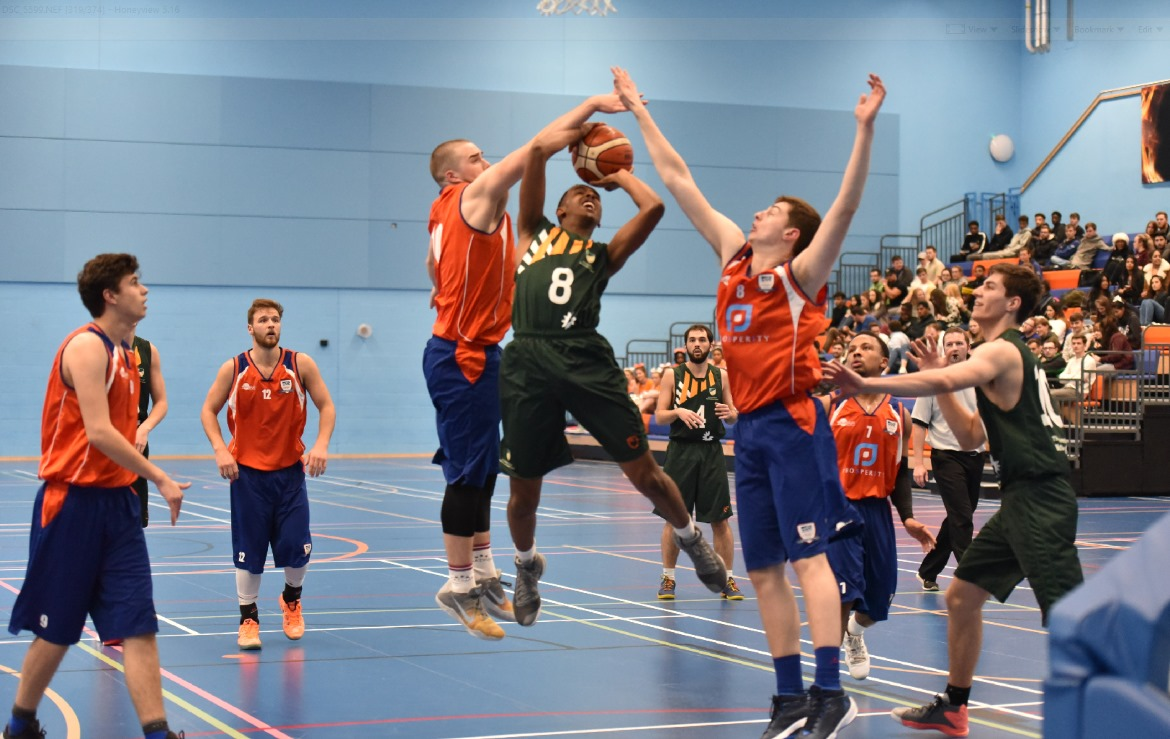 Derby Sports Events Photographer - basketball Action Shot 1