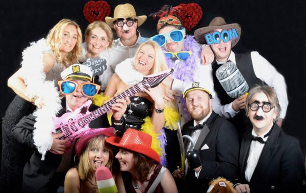 Party Photo Booth Hire in Derby